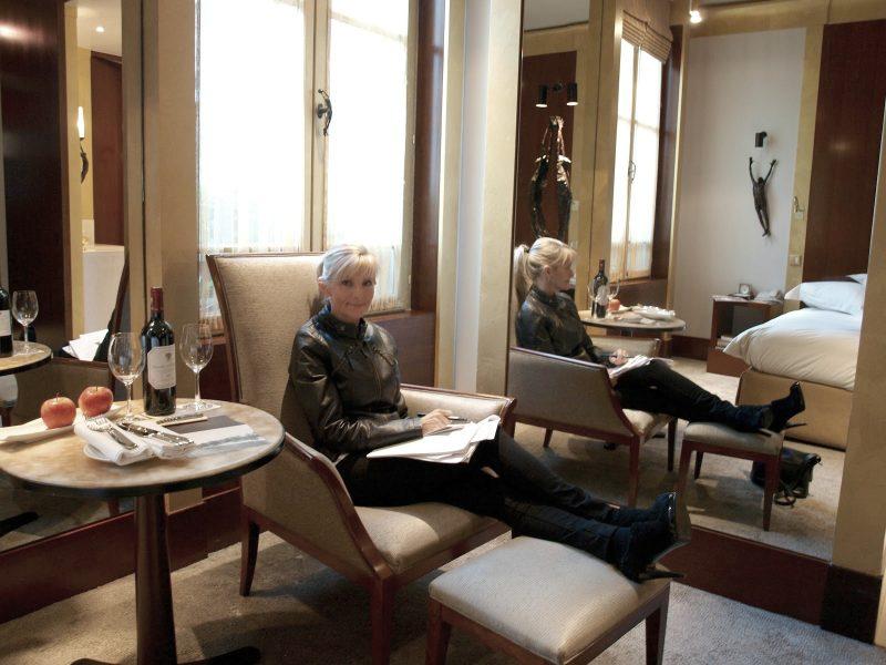 Magnificent suite in Park Hyatt Paris Vendome by Hello Lovely Studio