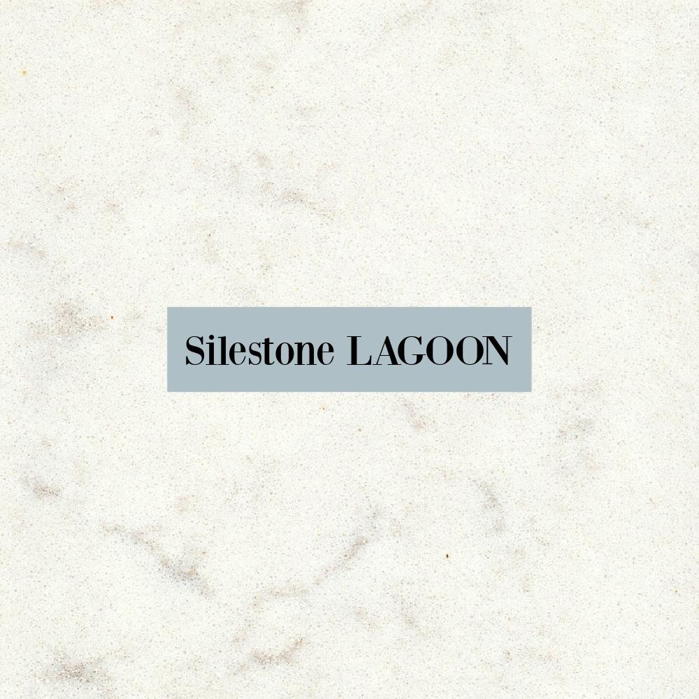 Silestone Lagoon Quartz Countertop Sample #lagoon #silestone #quartz #kitchendesign