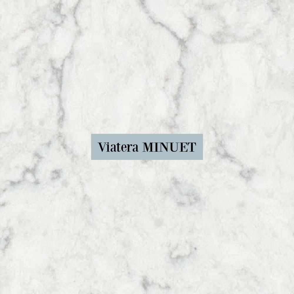 Confession! Is it possibly the best alabaster pure bright white quartz color for countertops on the planet??? This blogger thinks so! It's Viatera Minuet Quartz for #countertops. #viatera #quartz #MINUET #kitchendesign
