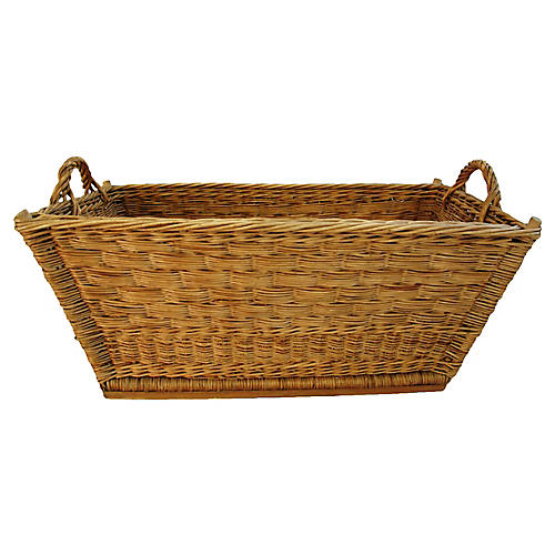 French basket.