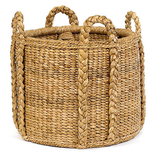 Sweater weave basket.