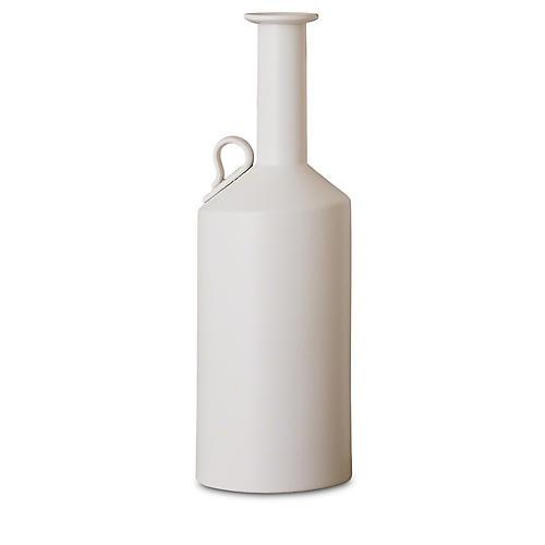 Matte White Bottle