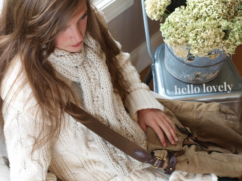 Cozy fall  goodness by Hello Lovely Studio
