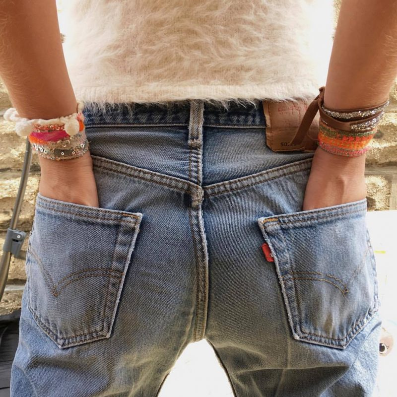 Handmade-vintage-cuffs-by-Jenny-Sweeney-and-Levis'photo-by-Melissa-James
