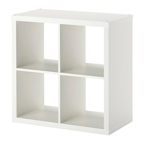 Ikea Kallax Shelf - Come discover Brilliant Ikea Hacks for the Kallax Shelf! #ikea #kallax #ikeahacks