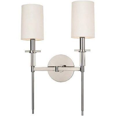2-Light Chic Sconce