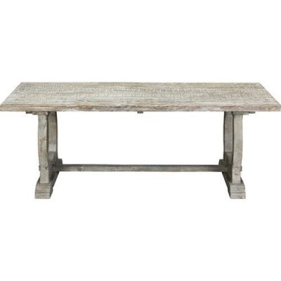 Rustic Rectangle Farm Table