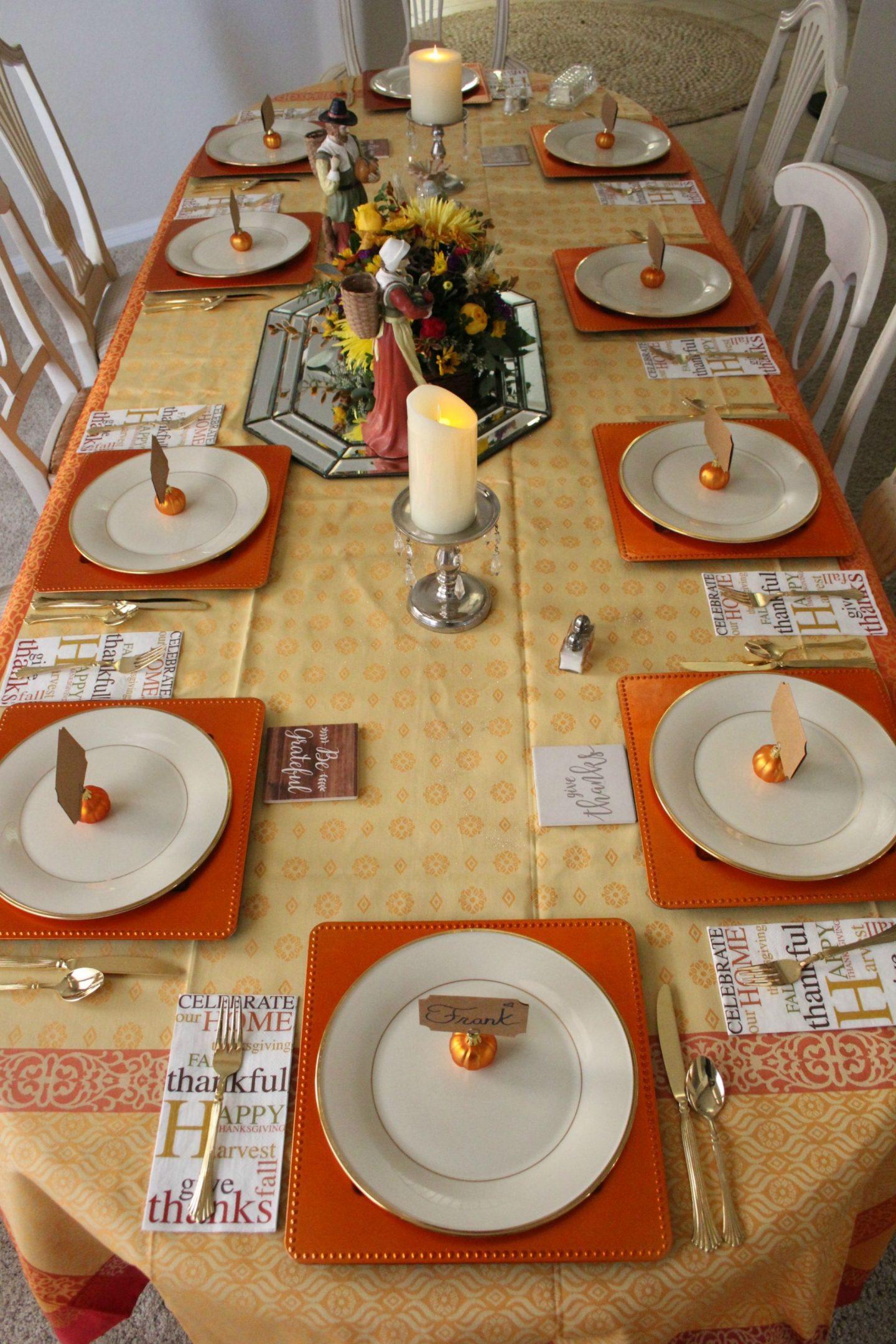 Thanksgiving in Arizona 2017
