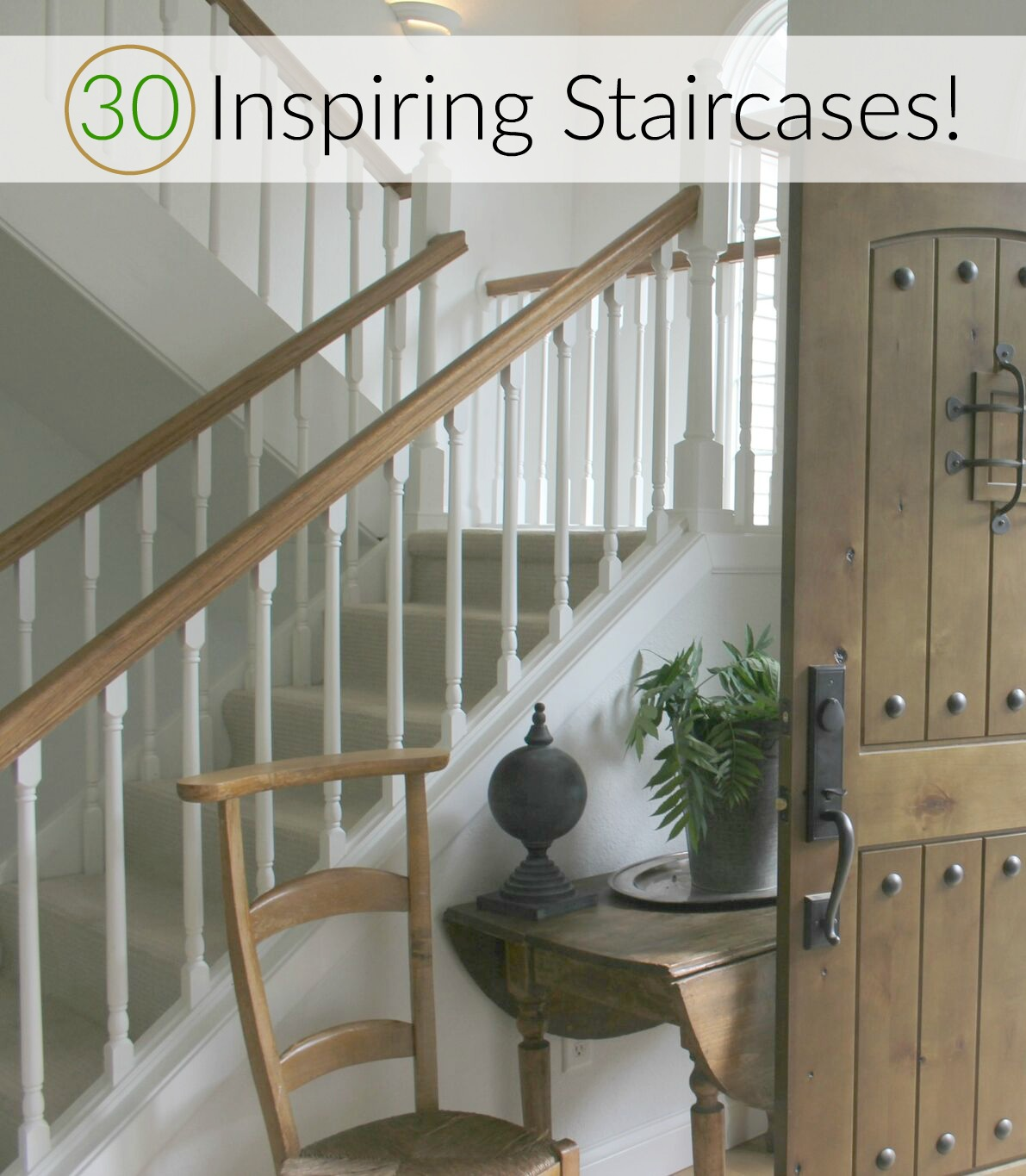 30 Inspiring Staircases ...