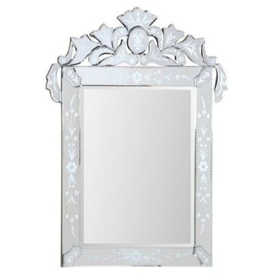 Venetian Etched Mirror (24″ x 36″)