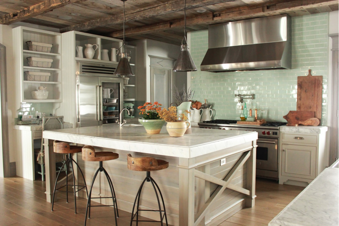 Decorating Ideas With Blue Green French Country Inspiration Decor De Provence Hello Lovely
