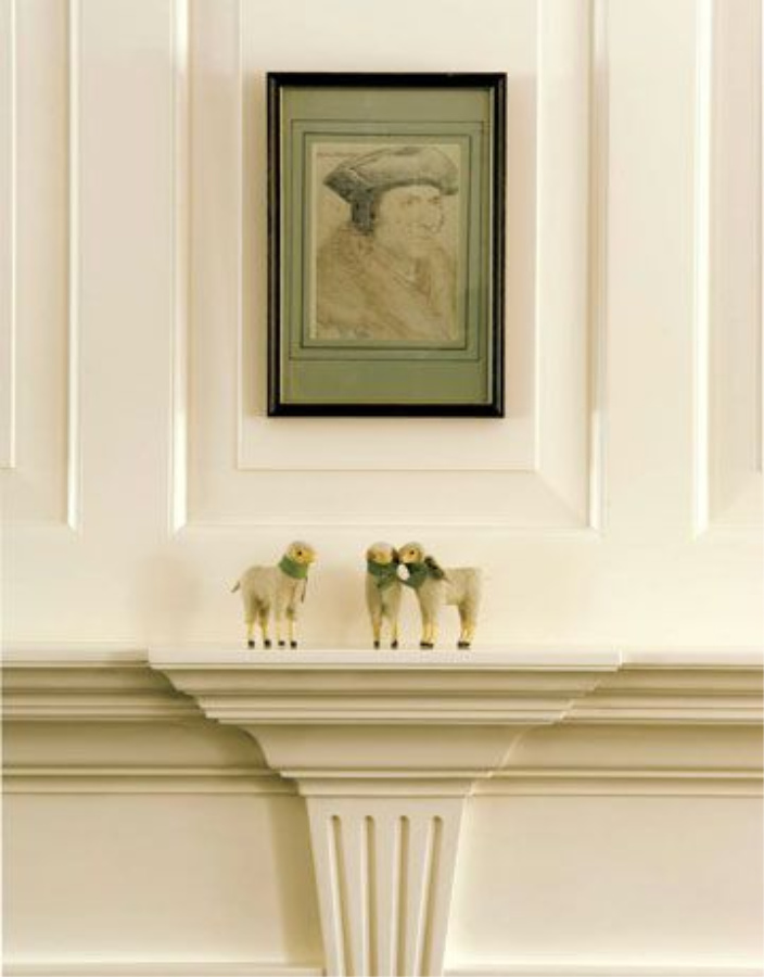 Pointing paint color by Farrow & Ball. #paintcolors #pointing #farrowandball #whitepaintcolors