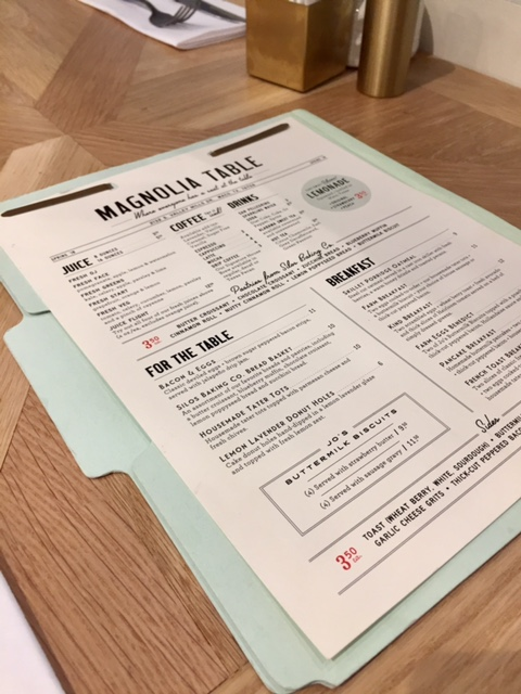 Menu at #magnoliatable. 12 Magnolia Table Restaurant BEST Insider TIPS!
