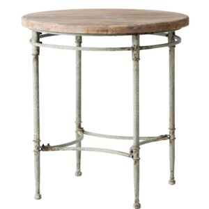 Bevins rustic end table