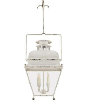 Holborn weathered lantern lighting pendant
