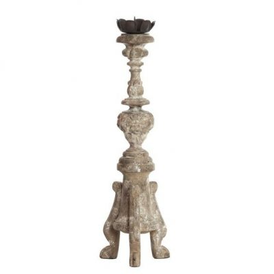 French Country Altar Candlestick