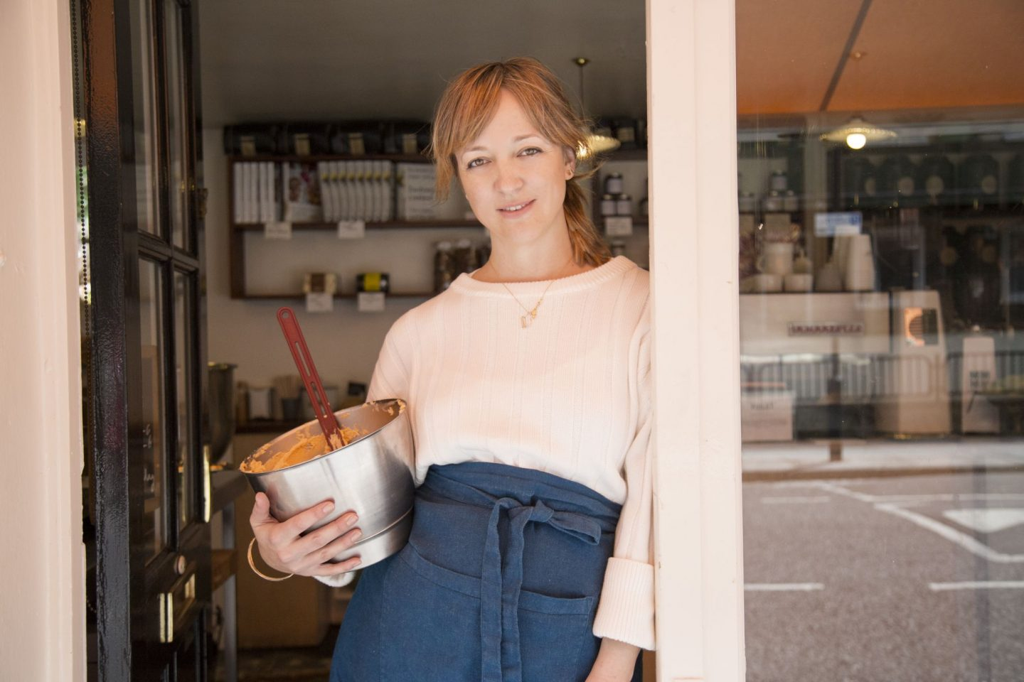 Claire Ptak of Violet Bakery