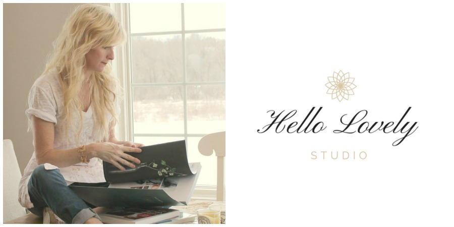 Hello Lovely Studio is a blog with French country inspired interiors, French farmhouse decor, and interior design inspiration overflowing with timeless and tranquil charm.
