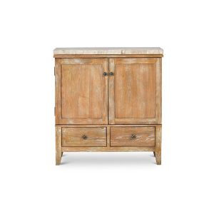 Rustic French Country Cabinet