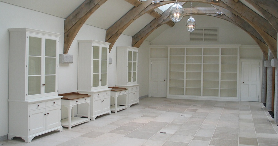 A renovated art room by Artichoke in the UK.
