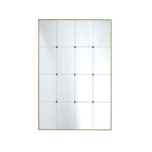 French Panel Mirror