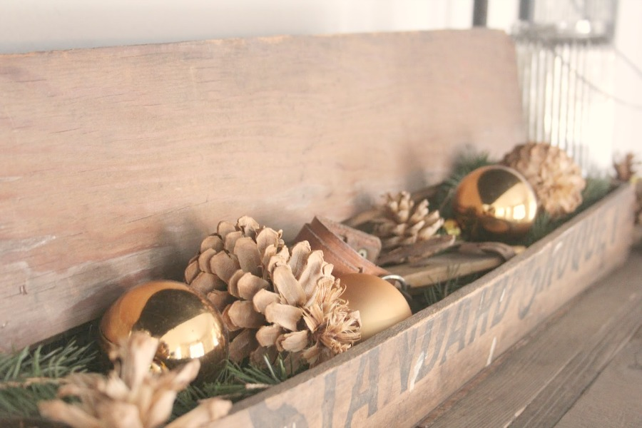 Simple serene white Christmas decor and neutral Christmas inspiration from Hello Lovely Studio. #hellolovelystudio #christmasdecor #simplechristmas #whitedecor #holidaydecor