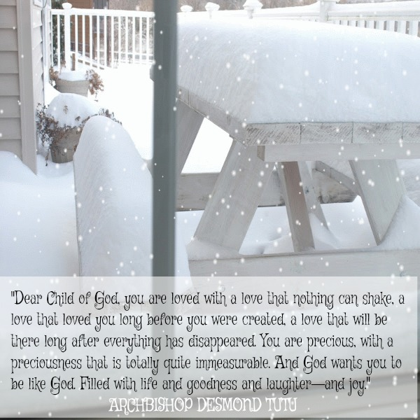 Desmond Tutu quote and photo by Hello Lovely Studio. #hellolovelystudio #faith #christianity