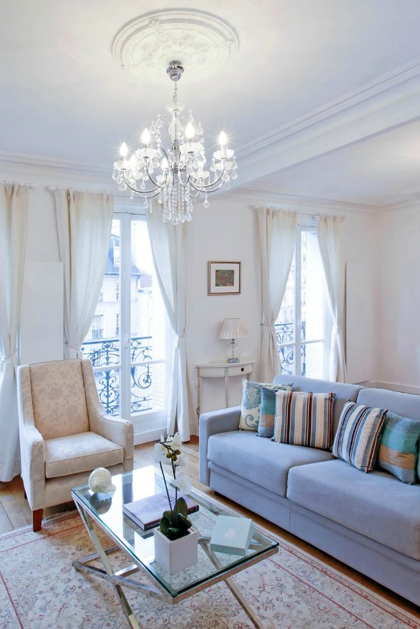 12 Paris Apartment Interior Design Ideas