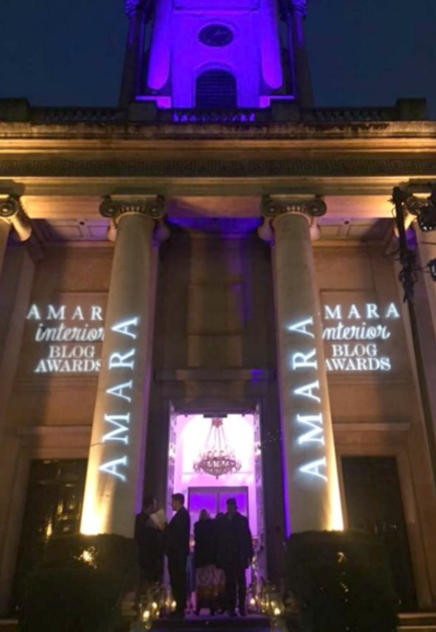 Hello Lovely Studio. 10 Secrets from the Amara Interior Blog Awards 2018 in London.