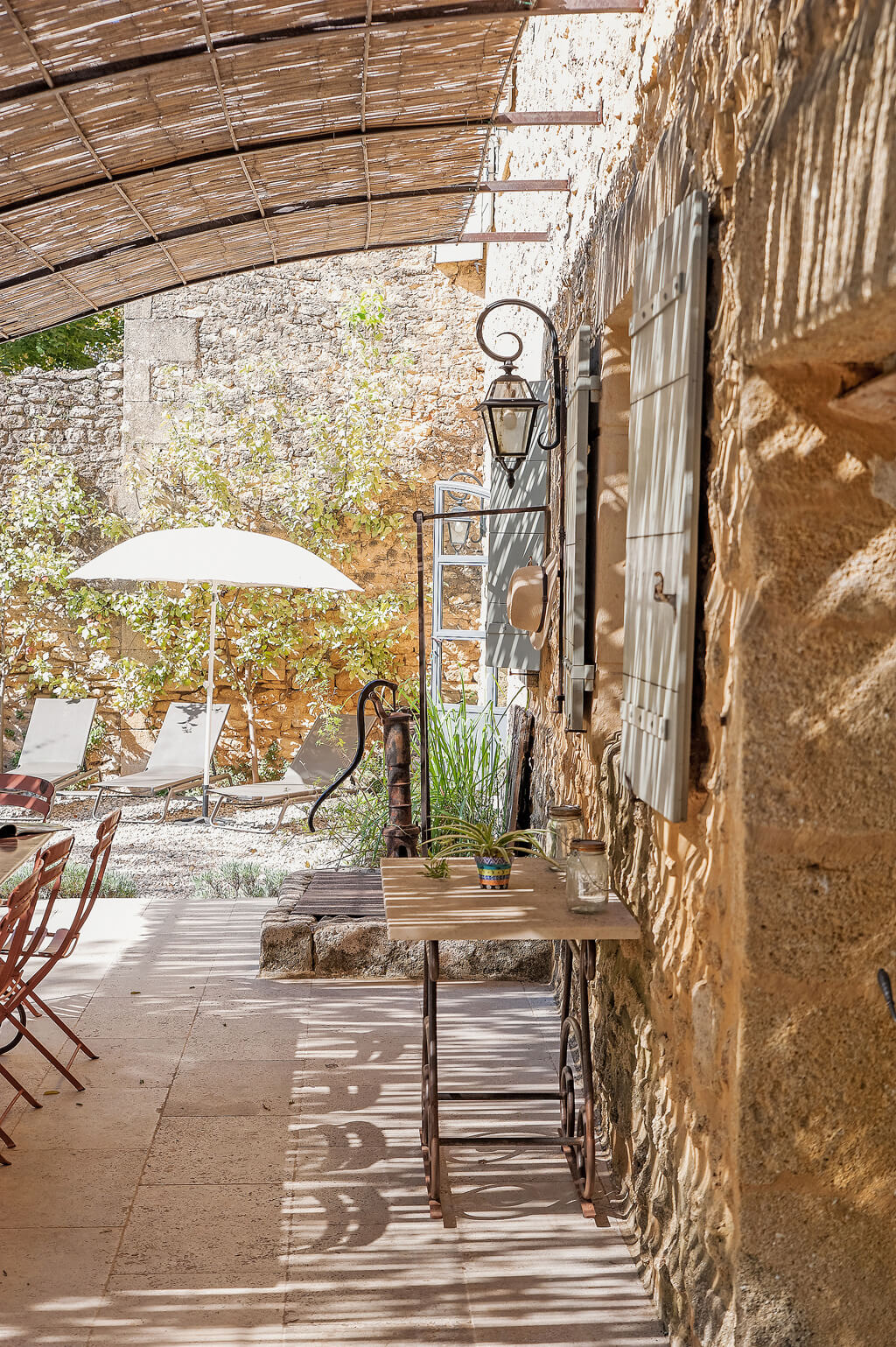 A beautiful French fantasy awaits with rustic elegance in the South of France! House Tour: Inspiring Provence French Farmhouse will delight with images of French country Old World inspiration. #frenchcountry #provence #frenchfarmhouse #housetour #interiordesign #rusticdecor