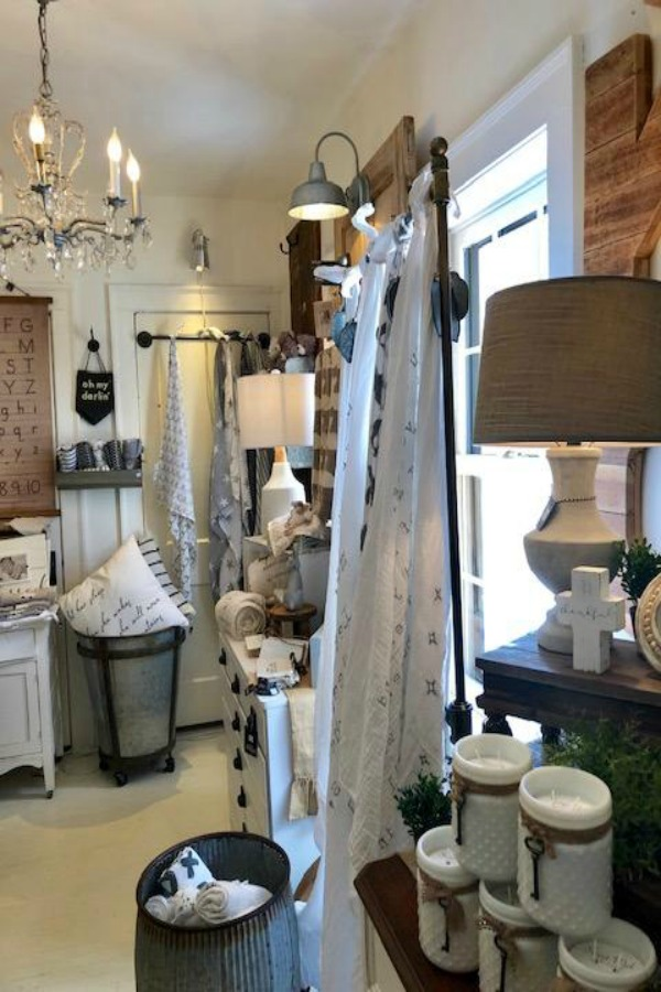 Farmhouse decor and whimsical country gifts at Urban Farmgirl.