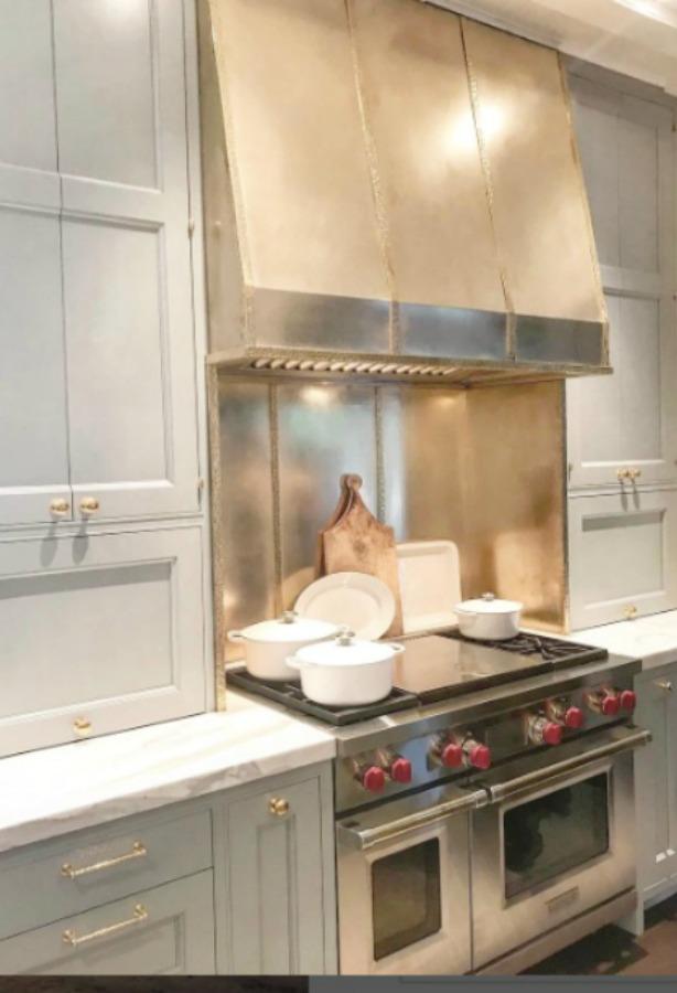 Inspiring Light Blue Kitchen Design Details Hello Lovely