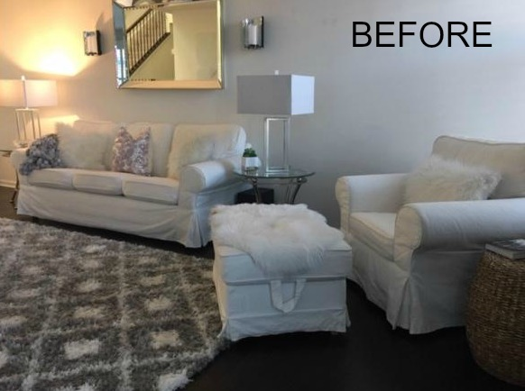 How To Accent Walls 3 Ways With One Paint Color Hello Lovely