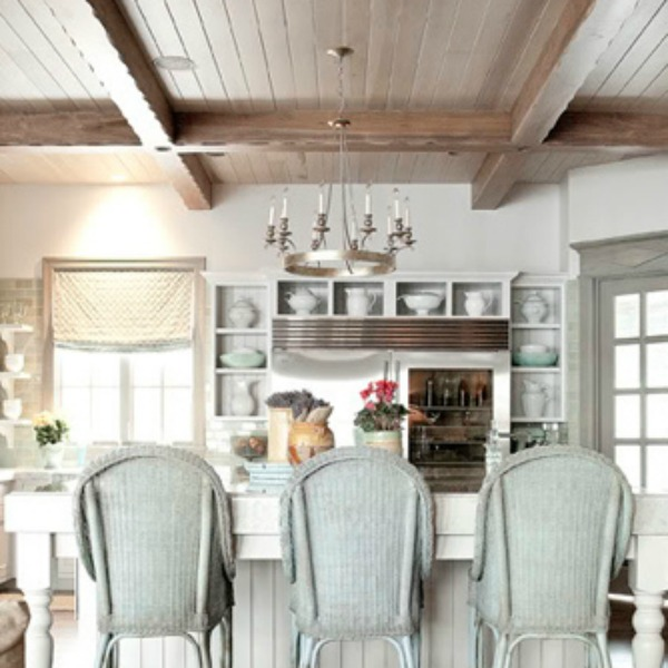 Magnificent French country and French Gustavian home decor inspiration in a house designed by Desiree Ashworth. Photos by Ashlee Raubach. Come take the tour of a French Dream Home: Belgian and Swedish Style.