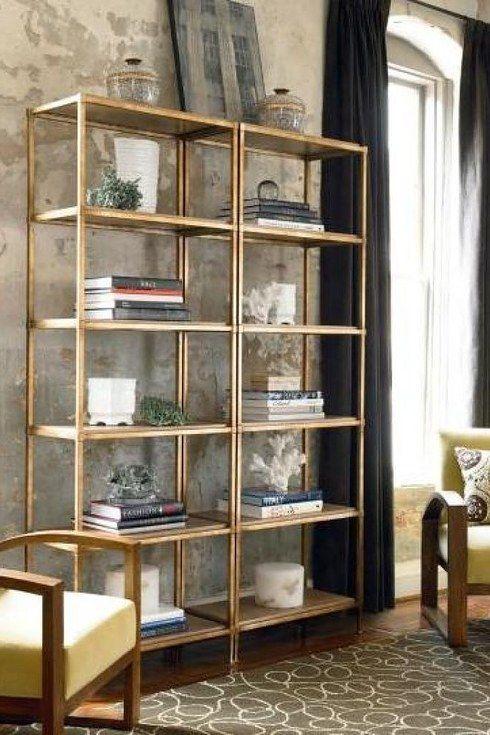 Vittsjo shelving unit from Ikea customized by Stylespellbook. 11 Super Simple Ikea Hacks for Vittsjo Desk & Shelf!