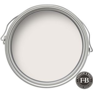 FARROW & BALL Strong White paint color.