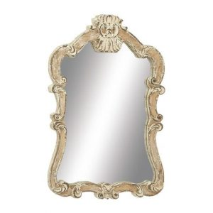 French Country Wood Mirror