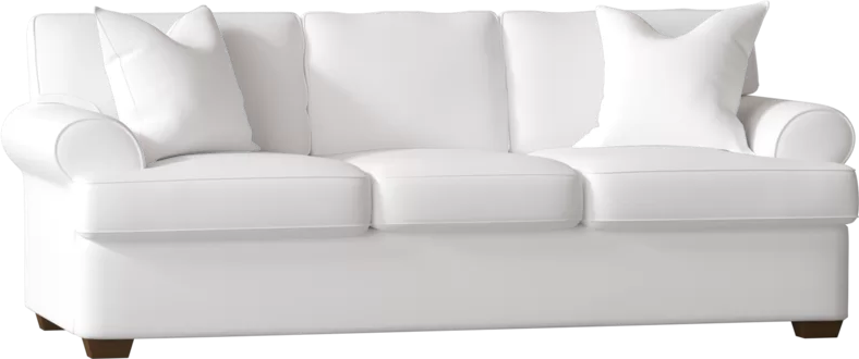 White sofa - Heritage Wright