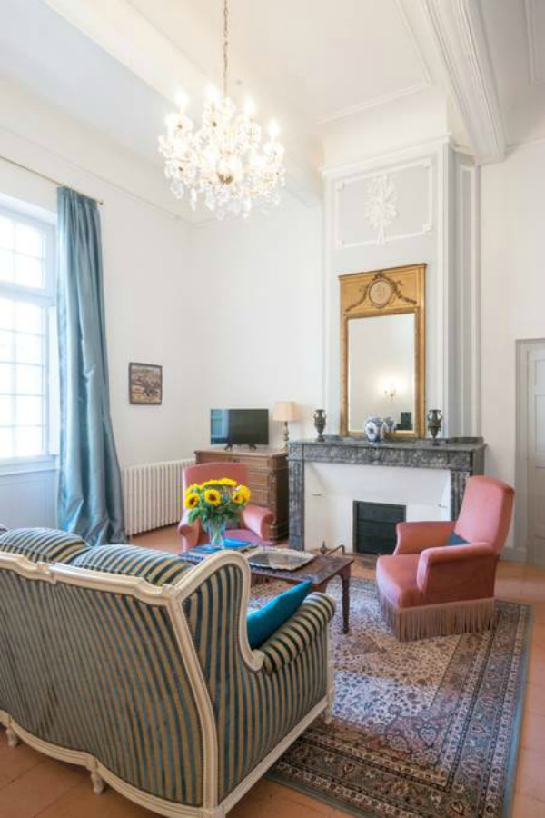 South of France apartment rental for vacations in Carcasonne.