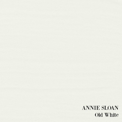 ANNIE SLOAN Old White paint color.