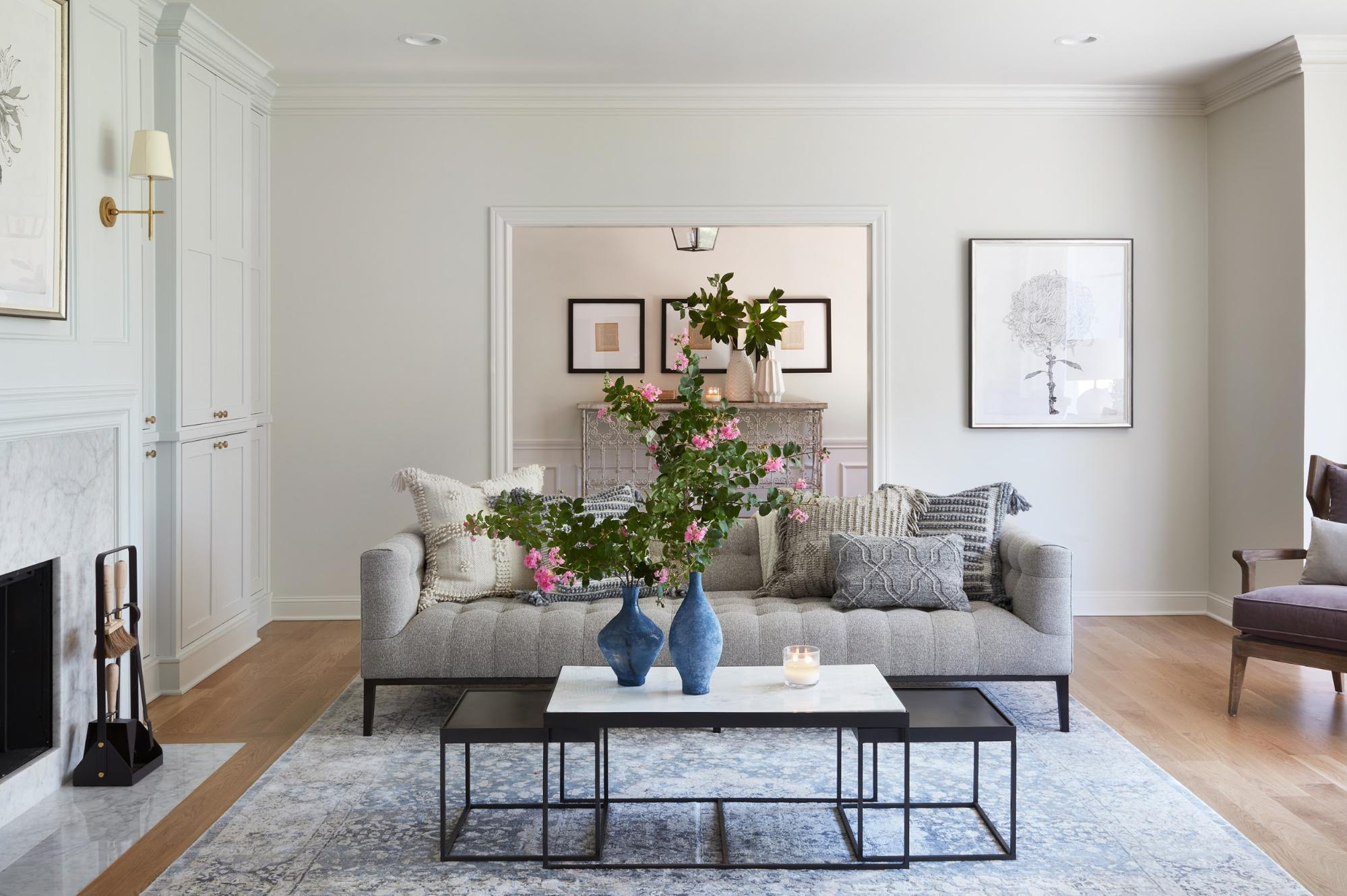 Fixer Upper Club House Living Room Decor: Get the Look! - Hello Lovely