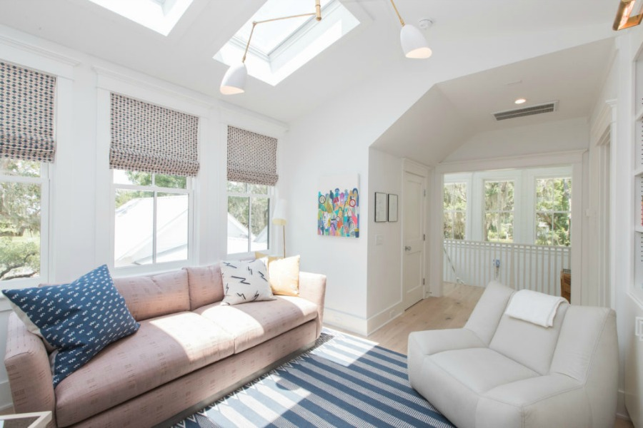 Modern Coastal Cottage Design Inspiration in 2018 Coastal Living Idea House. Design by Jenny Keenan and architecture by Eric Moser.