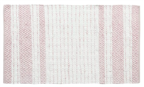 Pink rug from Shabby Chic Couture (Rachel Ashwell) Chapel Peonie.
