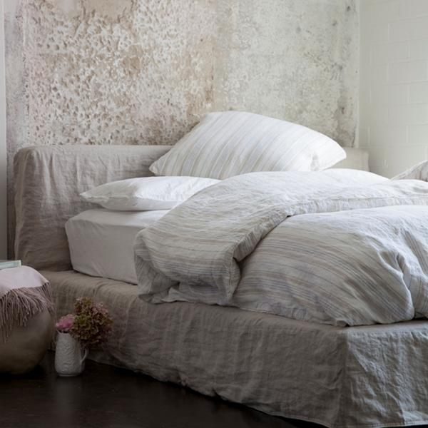 Soho Slipcover Bed by Shabby Chic Couture (Rachel Ashwell).