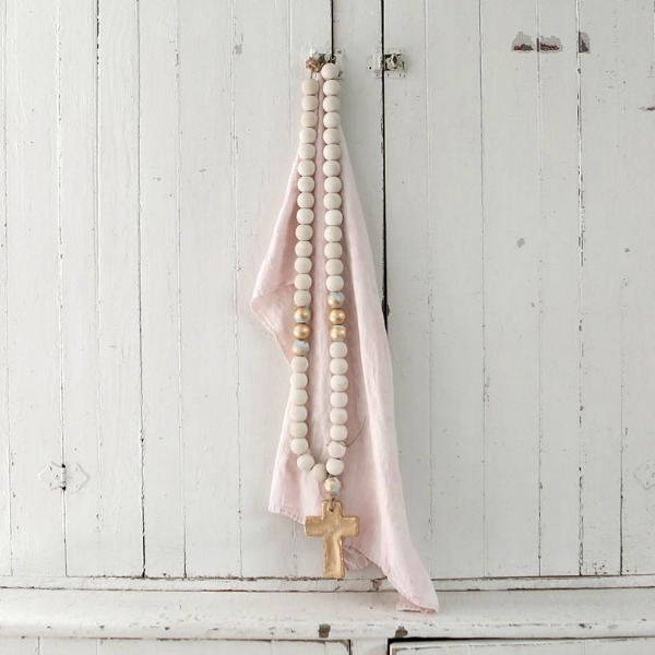 Blessing Beads. Shabby Chic Couture Design Inspiration from Rachel Ashwell!