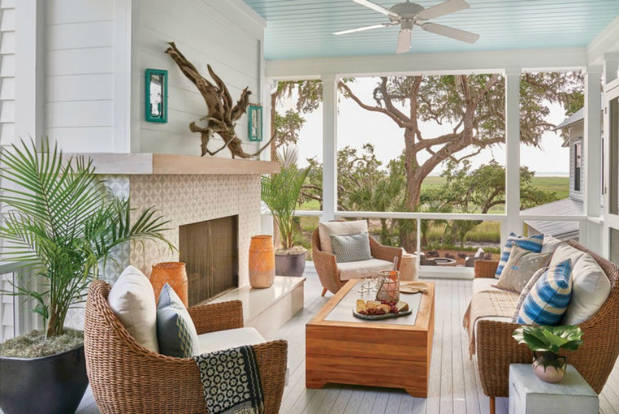 Contemporary Coastal Decor Ideas Save
