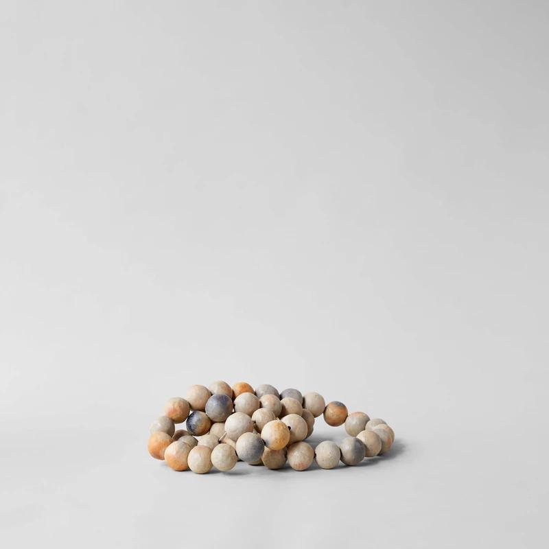 Tunisian Clay Beads.