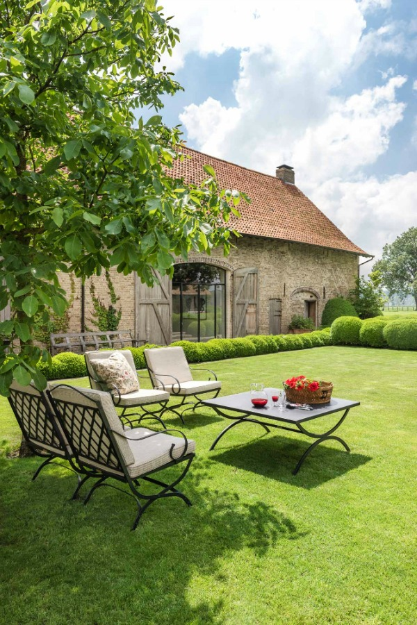 The Little Monastery near Bruges - a delightful vacation getaway.