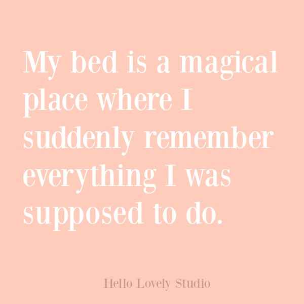 Inspirational quote, funny quote, and humor on Hello Lovely Studio. - come discover Over 50 Daily Beauty: Gentle Rhythms for Skin, Makeup & Hair As Well As Quotes to Pin and Outfit Ideas.#quotes
