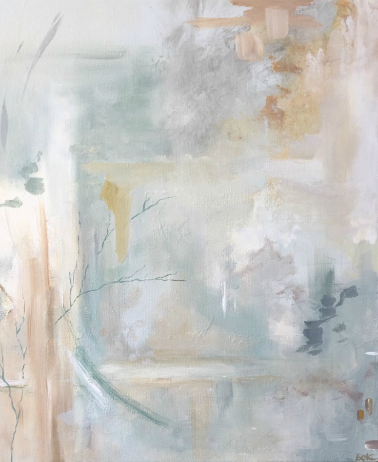 Rebekah May is a New Orleans artist and painter with work exploring the imaginative convergence of nature and abstraction, reality and surrealism. See her beautiful paintings exhibited at Claire Thriffiley Gallery.